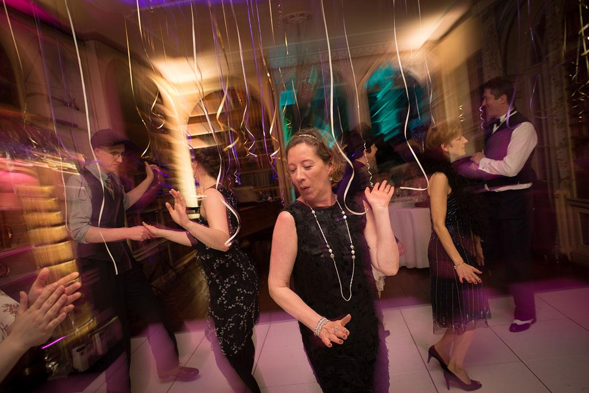 Parties-Dancing