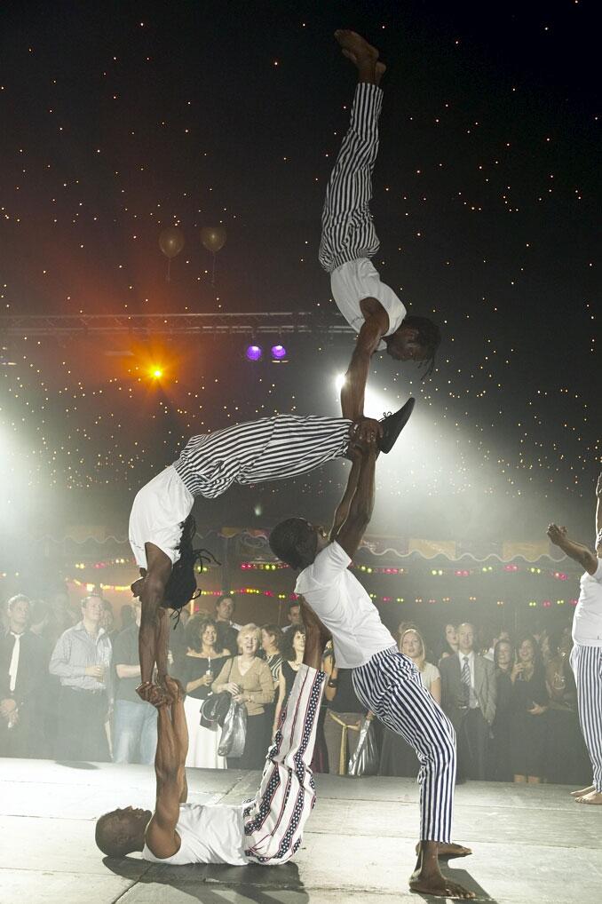 Kenyan Tumblers